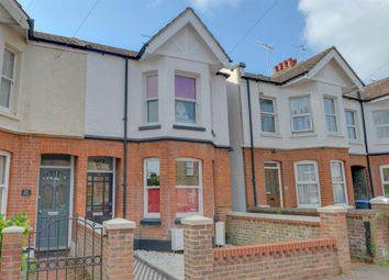 Thumbnail 3 bed end terrace house for sale in Southfield Road, Worthing, West Sussex