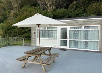 Thumbnail 2 bed bungalow for sale in Millendreath, Looe, Cornwall