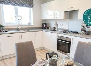"""Thumbnail 3 bed property for sale in """"The Sidbury At Roman Fields"""" at Fletcher Way, Peterborough"""