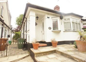 Thumbnail 2 bed semi-detached bungalow for sale in Yardley Lane, London