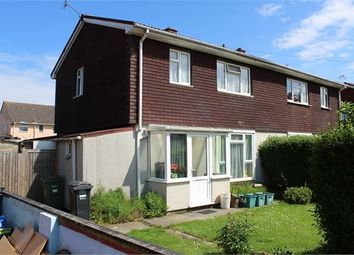 Thumbnail 3 bed semi-detached house for sale in Holms Road, Bournville, Weston-Super-Mare