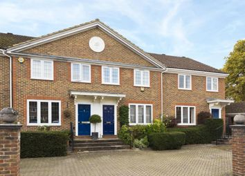 Thumbnail 3 bed terraced house to rent in Hungerford Square, Weybridge