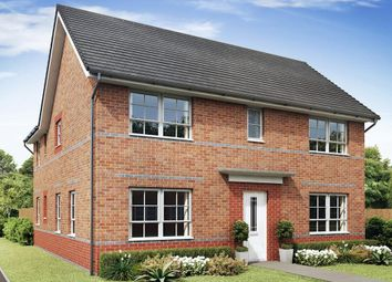 "Thumbnail 4 bed detached house for sale in ""Alnmouth"" at Dunsmore Avenue, Bingham, Nottingham"
