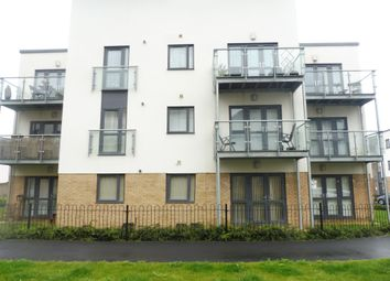 Thumbnail 2 bedroom flat for sale in Hartley Avenue, Peterborough