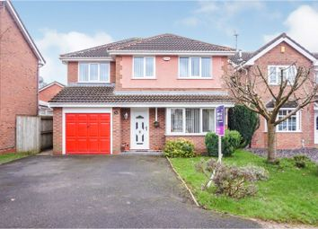 Thumbnail 4 bed detached house for sale in Dorchester Park, Sandymoor, Runcorn