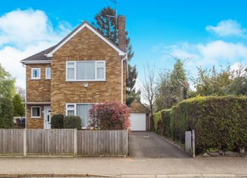 Thumbnail 4 bed detached house for sale in Queensway, King's Lynn