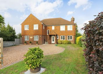 Thumbnail 5 bed detached house for sale in The Street, Finglesham, Deal