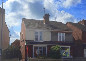 Thumbnail 1 bed terraced house to rent in 1 Belvedere Road, Burton On Trent, Staffs