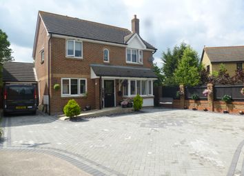 Thumbnail 5 bed detached house for sale in Bluebell Close, Kingsnorth, Ashford