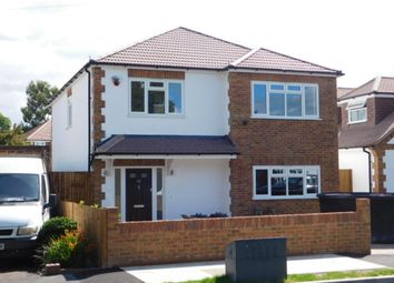 Thumbnail 4 bedroom detached house for sale in Bushey Road, Ickenham
