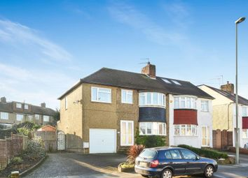 Thumbnail 4 bed semi-detached house for sale in East Barnet Village, Barnet EN4,