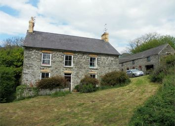 Thumbnail 6 bed detached house for sale in Tresaith Road, Aberporth, Cardigan
