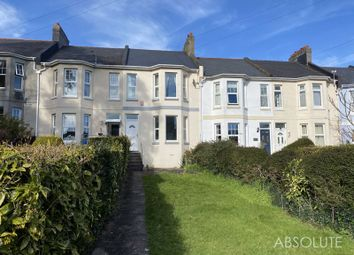 Thumbnail 4 bed terraced house for sale in Churchway, Torquay