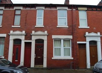 Thumbnail 4 bedroom terraced house to rent in Emmanuel Street, Preston