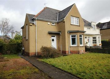 Thumbnail 3 bed semi-detached house for sale in Anniesland Road, Glasgow