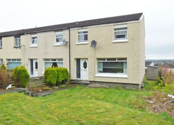 Thumbnail 3 bed end terrace house for sale in Arranview Street, Chapelhall, Airdrie