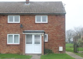 Thumbnail 3 bedroom semi-detached house to rent in Severn Crescent, Edith Weston, Oakham