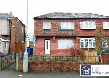 Thumbnail 3 bed semi-detached house for sale in St Kildas Avenue, Droylsden, Manchester