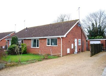 Thumbnail 2 bed bungalow for sale in South Wootton, Kings Lynn, Norfolk