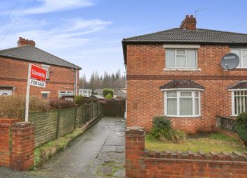 Thumbnail 2 bedroom semi-detached house for sale in Lilac Road, Stowheath, Wolverhampton