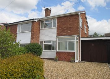 Thumbnail 3 bed semi-detached house to rent in Chartwell Road, Arleston, Telford