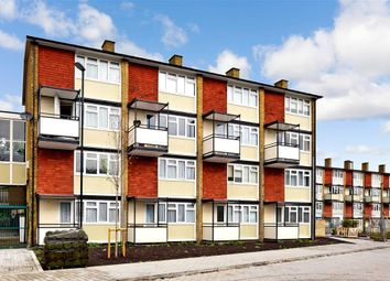 Thumbnail Flat for sale in Longheath Gardens, Croydon, Surrey