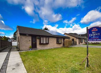 Thumbnail 2 bedroom semi-detached bungalow for sale in Buckton Vale Road, Carrbrook, Stalybridge