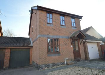 Thumbnail 3 bedroom detached house for sale in Rowton Heath, Dussindale, Norwich, Norfolk