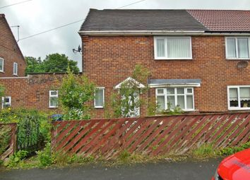 Thumbnail 2 bed semi-detached house for sale in Ashbrooke Estate, Shotton Colliery, Durham