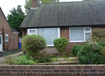 Thumbnail 1 bed bungalow to rent in North Drive, Thornton Cleveleys