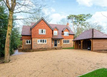 Thumbnail 4 bed detached house for sale in The Drive, Maresfield Park, East Sussex