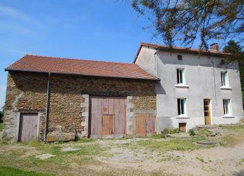 Thumbnail 3 bed farmhouse for sale in Masléon, Limousin, 87130, France