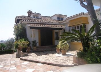 Thumbnail 5 bed villa for sale in Spain, Málaga, Mijas