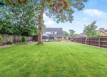 Thumbnail 5 bed detached house for sale in Paston Ridings, Paston, Peterborough