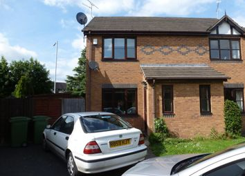 Thumbnail 2 bedroom property to rent in Church View, Ruabon, Wrexham