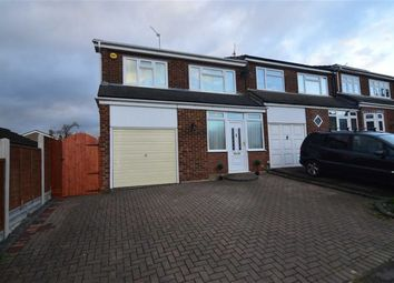 Thumbnail 3 bed end terrace house for sale in Sheringham Close, Stanford-Le-Hope, Essex
