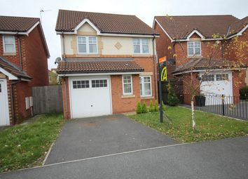 Thumbnail 3 bed detached house to rent in Spinners Drive, St. Helens