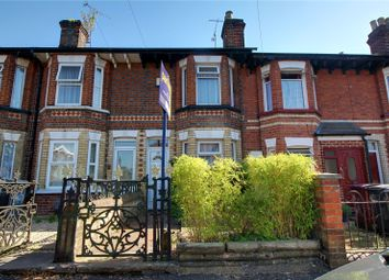 Thumbnail 3 bed terraced house for sale in Milman Road, Reading, Berkshire