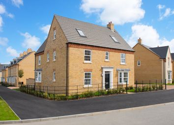 """Thumbnail 5 bed detached house for sale in """"Morecroft"""" at Southern Cross, Wixams, Bedford"""