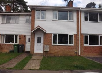 Thumbnail 3 bed terraced house for sale in Baughurst, Tadley, Hampshire