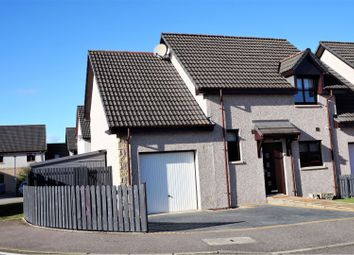 Thumbnail 3 bed semi-detached house for sale in Balnageith Rise, Forres