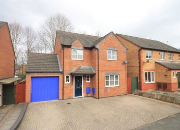 Thumbnail 3 bed detached house for sale in Sunshine Close, Ledbury