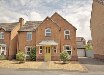 Thumbnail 4 bed detached house to rent in Severn Drive, Hilton, Derby