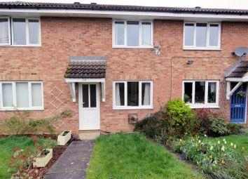 Thumbnail 2 bedroom terraced house for sale in Hilliard Drive, Bradwell, Milton Keynes