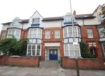 Thumbnail 1 bed flat for sale in Fosse Road South, Leicester