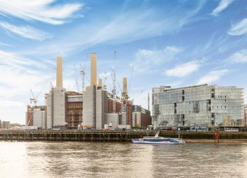 Thumbnail 3 bed flat for sale in Switch House Building, Battersea Power Station, London