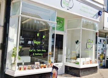 Thumbnail Restaurant/cafe for sale in 29A High Street, Newhaven