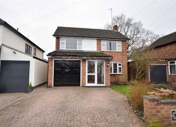 Thumbnail 4 bed detached house for sale in Priory Road, Loughborough
