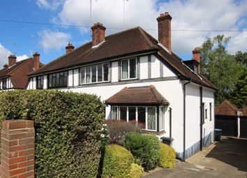 3 bed semi-detached house for sale in Cresswell Way, London N21