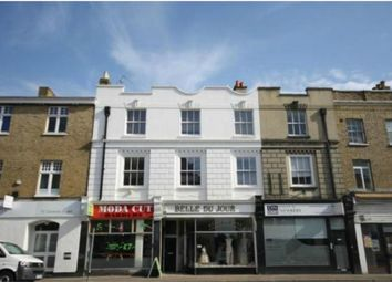 Thumbnail 2 bedroom flat to rent in Clarence Street, Staines-Upon-Thames, Surrey